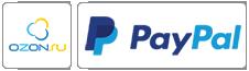 Извлекайте пользу из великолепных предложений на рыночных площадках, таких как  Paypal, Ozon!
